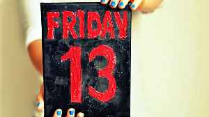 News video: Weird Facts About Friday the 13th