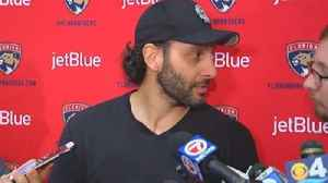 Florida Panthers exit interview: Roberto Luongo on missing playoffs [Video]