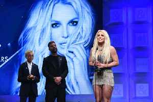 News video: Britney Spears Honored at the GLAAD Media Awards