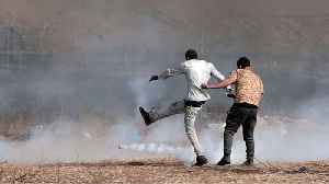News video: Injuries Add Up for Palestinian Protesters