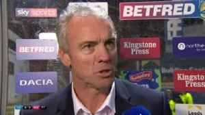 News video: McDermott frustrated by manner of defeat