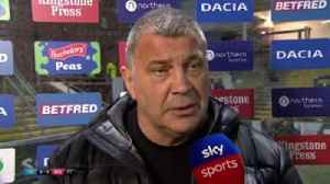 News video: Wane delighted by Wigan character