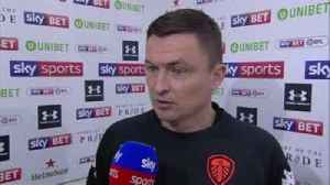 News video: Heckingbottom takes positives