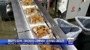 News video: Gridley Business Moving: More than 100 People will Lose Jobs
