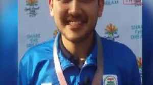 News video: Bhanwala Is Youngest Indian To Win CWG Gold