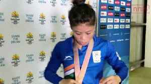 News video: CWG Gold In The Bag, Mary Kom Wants An Olympic Gold Too