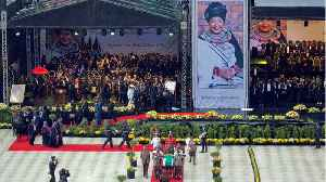 South Africa's Winnie Mandela to Be Laid to Rest [Video]
