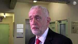 News video: Parliament should have been consulted on Syria strikes, says Jeremy Corbyn – video