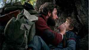 News video: A Quiet Place Rises To Top