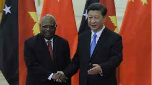 News video: China Reportedly Looks To Vanuatu As Potential Military Outpost In The Pacific