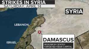 News video: How did Russia respond to the airstrikes in Syria?