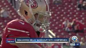 News video: Anquan Boldin share his thoughts on Colin Kaepernick
