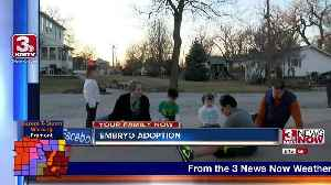 News video: Waterloo family embryo adoption