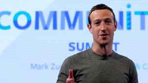 News video: Facebook Spent $7.3 Million On Mark Zuckerberg's Personal Security.