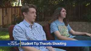 News video: California Teens Unravel Florida High School Threat