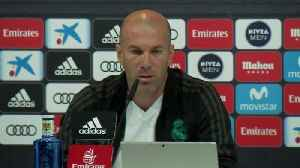 News video: Zidane hits out at Champions League 'robbery' claims