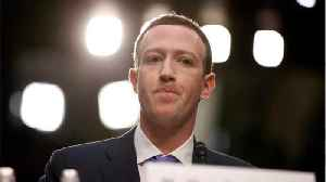 News video: Mark Zuckerberg's Congressional Testimony Reveals Bedrock Of Online Privacy A Fraud