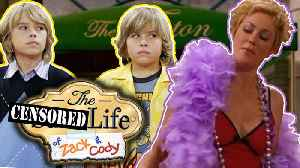 News video: The Suite Life Of Zack & Cody Dirty Jokes! More Like The Censored Life!