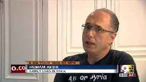News video: Local doctor reacts to Syrian airstrikes
