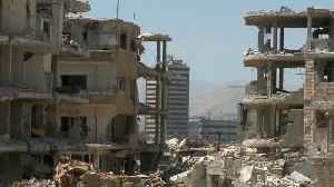 News video: A look at the aftermath of Syria airstrike