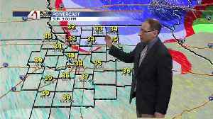 News video: Jeff Penner Sunday Afternoon Forecast Update 4 15 18
