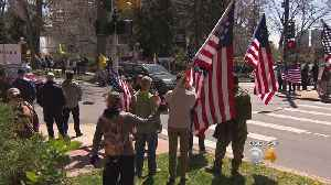 News video: Second Amendment Supporters Rally At Governor's Mansion