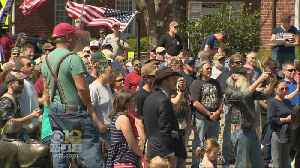 News video: Gun Rights Advocates Rally In Annapolis, State Capitols Across US
