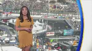 News video: Amber Lee's Weather Forecast (April 14)