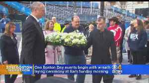 News video: 'One Boston Day' To Mark Day Of Service, Remembrance