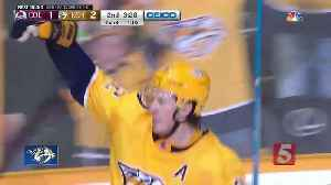 News video: Preds Overcome Early Hole, Beat Avs 5-4
