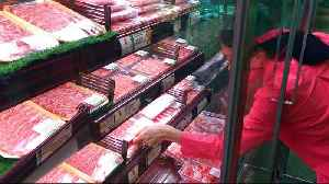 News video: How trade conflict could impact US beef imports to China