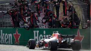 News video: Daniel Ricciardo Wins Chinese Grand Prix