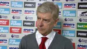 News video: Defeat leaves Wenger 'baffled'