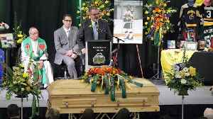 News video: Broncos defenceman remembered as 'light of our life'