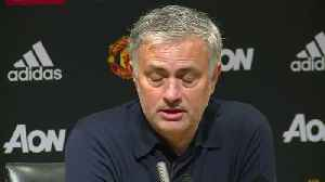 News video: Mourinho hits out at inconsistent and