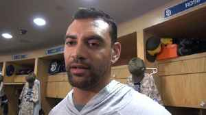 Tyson Ross, Austin Jackson and Andrew McCutchen discuss Jackie Robinson Day [Video]