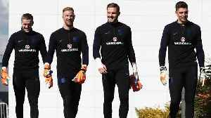 News video: 'Keeper call tough for Southgate'