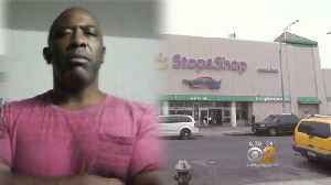 News video: Accused Shoplifter Who Died In Brooklyn Stop & Shop Identified