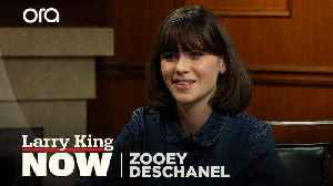 News video: Zooey Deschanel on shooting the final episode of 'New Girl'