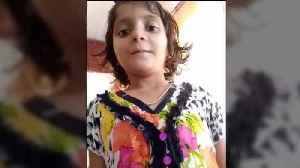 News video: Asifa Singing A Beautiful Song ! Justice For Asifa