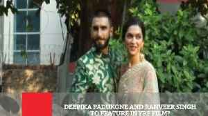 News video: Deepika Padukone And Ranveer Singh To Feature In YRF Film