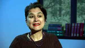 News video: Baroness Chakrabarti questions legality of Syria air strikes