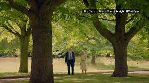 News video: The Queen discusses the Queen's Commonwealth Canopy