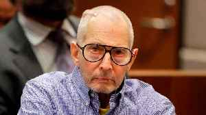 News video: Robert Durst Appears in Court Facing Murder Trial