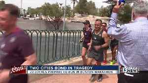 News video: Two cities bond in tragedy