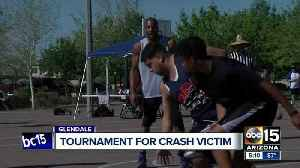 News video: Basketball tournament held for Valley crash victim