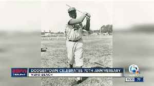 News video: Dodgertown holds celebration for Jackie Robinson Day