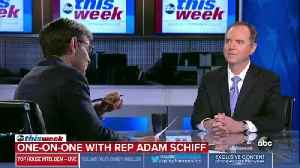News video: Schiff drafting bill to prevent president from pardoning whoever he wants