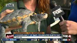 News video: Celebrate Earth Day at the Conservancy of Southwest Florida - 8:30am live report