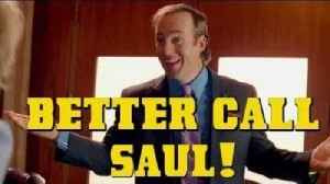 News video: Better Call Saul! - Leaked TV Intro